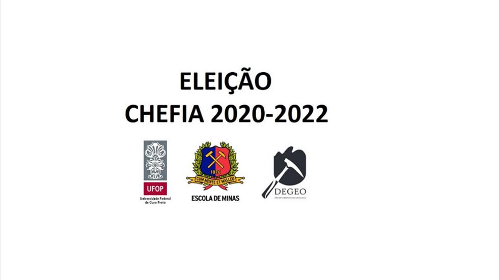 Eleição Chefia 2020-2022